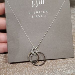 J. Jill Sterling Silver Necklace